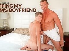 Preston Burgess & Pierce Hartman in Sniffing My Mom's Boyfriend XXX Video