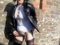 kinky lady street whore