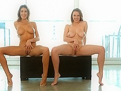 Brooke Wylde & August Ames in Tag Team Massage - PassionHD Video