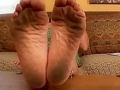 Terri's Dirty Feet