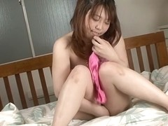 Hottest Japanese slut Ai Ootomo in Fabulous JAV uncensored Lingerie scene