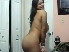 Aunty with Large Boob Blowing Lund