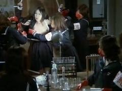 Unknown,Various Actresses,Miki Sugimoto,Jun Midorikawa in Terrifying Girls' High School: Lynch Law.