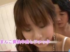 Busty Nozomi Tsukamoto enjoys hardcore sex in POV