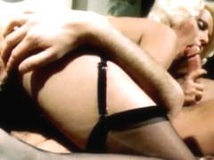 Horny anal retro video with Joan Thomas and John Holmes