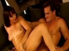 Incredible pornstar Dana Dearmond in exotic blowjob, facial xxx movie