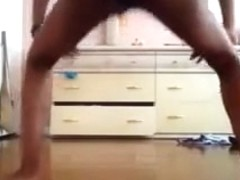 Incredible twerk phone dance episode