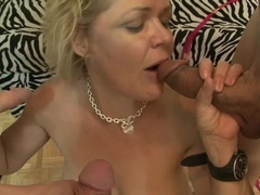 Exotic pornstar Kelly Leigh in crazy blonde, mature porn scene