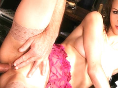 Skinny Curly Beata Loves Fucking So Very Much - Upox