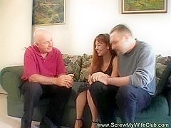 Spouse Approves Of His Wife Fucking