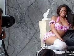 PinkoShemales Video: Pink Camilla