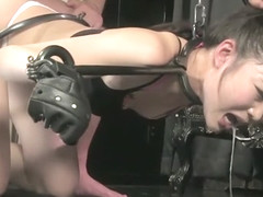 Best Japanese whore in Horny BDSM, Teens JAV clip