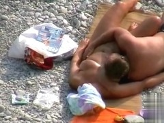 Nude Beach. Voyeur Video 239