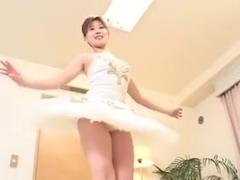 JPN Kinky Ballerina Double Penetration UNCONCERNED