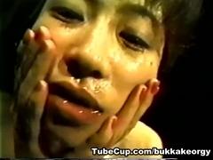 JapaneseBukkakeOrgy: Hirooka Mi I No Zamen