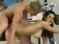 Angelica Bella - Gym