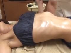 Sensitive Wife Gets Perverted Massage (Censored JAV)