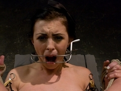 Fabulous fetish xxx scene with best pornstars Jackie Daniels and Claire Adams from Wiredpussy