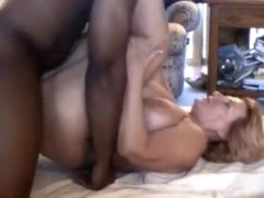 Large darksome lad is fucking my wife for the 1st time