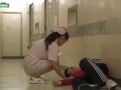 Nurse got involved into sharking vid for her kindness