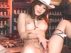 Fabulous Japanese slut Saki Tsuji in Crazy Solo Girl, Big Tits JAV scene