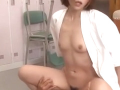 Crazy Japanese girl in Incredible Doggy Style, Fingering JAV movie