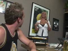 Crazy pornstar Mellanie Monroe in hottest big tits, big ass xxx movie