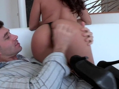 Hottest pornstar in Fabulous Handjobs, Blowjob sex movie