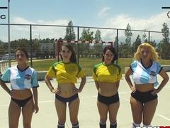 Zoe Doll,Lucia Nieto In America's Cup