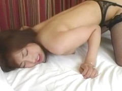 Incredible Japanese chick Arisu Mizusawa in Exotic Solo Girl, Masturbation JAV video