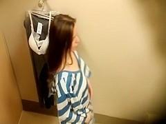 Camera in the locker room