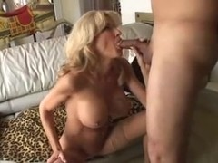 GILF Squirts, Fucks & Swallows