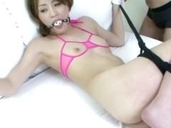 Exotic Japanese slut Yuu Mahiru in Horny JAV uncensored Blowjob clip