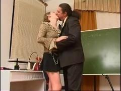 Russian Schoolgirl two