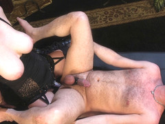 Cherry Torn & K. Dynamite in Lusty Cherry Torn Teases, Torments And Fucks K Dynamite - DivineBitch.