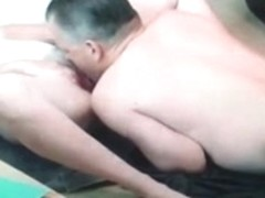 Wife cums in my mouth on hidden cama video