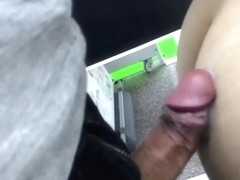 Asian slut gives me a blowjob amateur and gets shagged