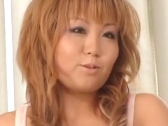 Fabulous Japanese model in Incredible Lingerie, Public JAV scene