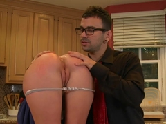 Horny and naughty girl Casi James