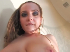Horny pornstar Natasha Nice in hottest big tits, brunette xxx movie