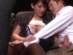 Best Japanese model Nina in Horny JAV censored Swallow, Blowjob video