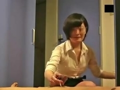 Handjob massage 1 - censored