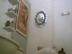 Amateur girl toilet hidden spy cam voyeur #2