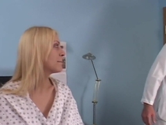 Crazy pornstar Danielle Delight in hottest big tits, blonde xxx movie