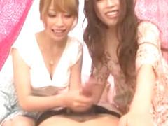 Horny Japanese model Nao Mizuki, Mika Mizuno, Risa Arisawa in Incredible Compilation JAV clip