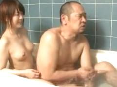 Exotic Japanese model Hina Asaka, Hikaru Amamiya, Mayuka Akimoto in Hottest Masturbation/Onanii JA.