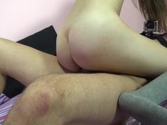 Horny pornstars Ike Diezel, Tali Dova in Amazing Cumshots, Small Tits adult movie