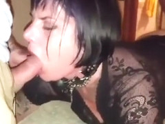 Crazy homemade fetish, mmf, tattoo porn video