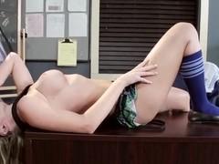 Brianna Brooks fucked hard by Johnny Sins