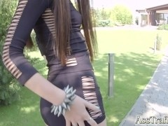 Amandha fox from poland - 3 part 4